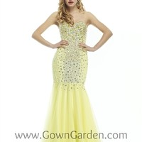 Prom Dresses | 2014 Prom Dresses | Riva Designs R9739 | Riva Designs | Homecoming Dresses | Evening Gowns | GownGarden.com