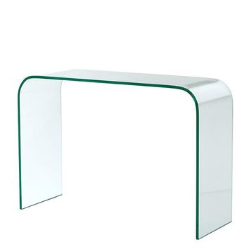 Glass Console Table | Eichholtz Fornasetti