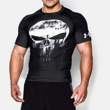 Under Armour Men's UA Alter Ego Punisher Compression Shirt