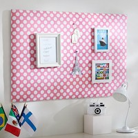 Dot Pin-It Pinboard, Pink