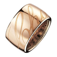 826582-5113 Chopard Chopardissimo 18K Rose Gold Ring. Chopard Jewelry