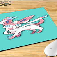 Pokemon X Y Sylveon  Eevee Evolution Mousepad Mouse Pad|iPhonefy