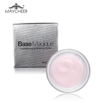 Brand New Makeup MAYCHEER Base Magique Transforming Smoothing Face Primer Cover Pore Wrinkle Lasting Concealer Foundation Base