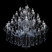 Crystal Chandelier - Annalise