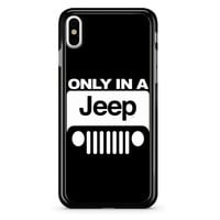 Jeep Logo iPhone X Case