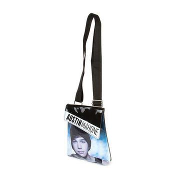 Austin Mahone Passport Crossbody Bag