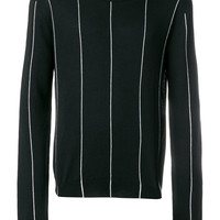 Haider Ackermann Striped Slim Jumper - Farfetch