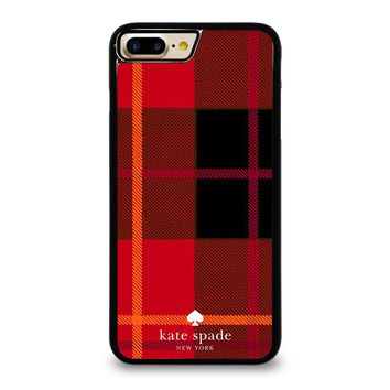 KATE SPADE NEW YORK RED iPhone 7 Plus Case