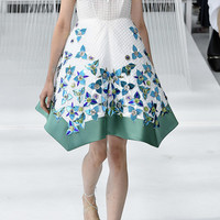 Sleeveless Embellished A Line Dress | Moda Operandi