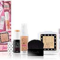 Benefit Cosmetics The Flawless Four Set in Beige