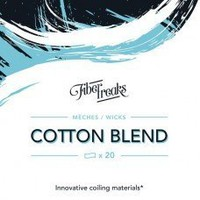 Fiber Freaks Cotton Blend Wicks