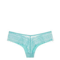 Raw Cut Lace-back Thong Panty - Sexy Smooth - Victoria's Secret