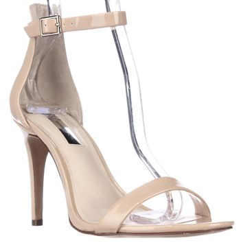 I35 Roriee Ankle Strap Dress Sandals, Summer Nude, 8 US