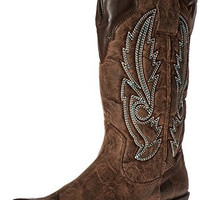 Quiggly Western Boot