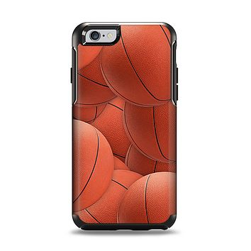The Basketball Overlay Apple iPhone 6 Otterbox Symmetry Case Skin Set