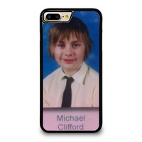 5SOS MICHAEL CLIFFORD iPhone 4/4S 5/5S/SE 5C 6/6S 7 8 Plus X Case