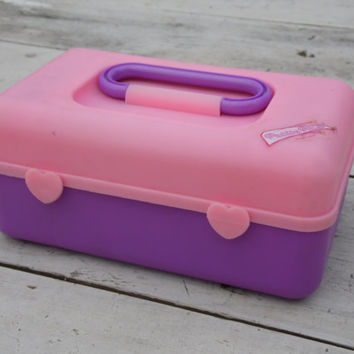 PETITE MISS make-up case