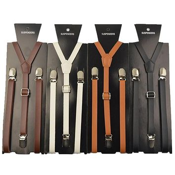 Men's Rowdy Collection Suspenders - 6 Colors