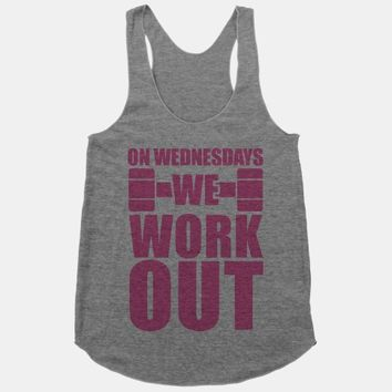 On Wednesdays We Work Out