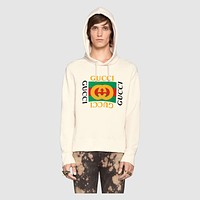 Men's GUCCI Print Top Sweater Pullover Hoodie