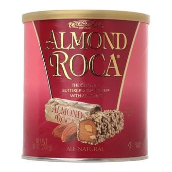 Almond Roca Buttercrunch Toffee with Chocolate and Almonds | Walgreens