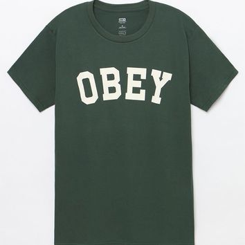 OBEY Academy T-Shirt at PacSun.com