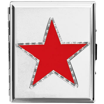 Red Star Cigarette Case