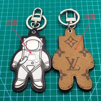 Louis Vuitton Lv Mp2212 Spaceman Figurine Bag Charm And Key Holder Style 3 - Best Deal Online