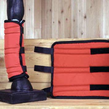 Saddles Tack Horse Supplies - ChickSaddlery.com Shipping Boots - Set of Four <>