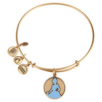 Disney Cinderella Bangle by Alex and Ani - Gold | Disney Store
