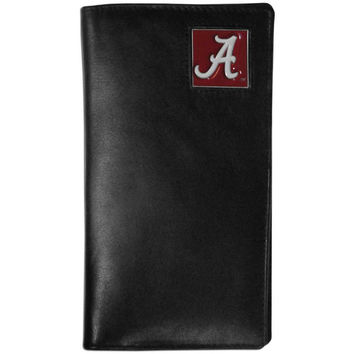 Alabama Crimson Tide Leather Tall Wallet CTW13