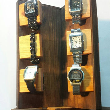 Lazy Susan Watch/Jewelry Holder