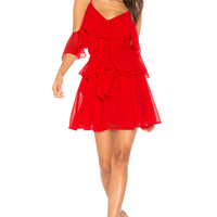Yumi Kim Addicted to Love Dress en Rojo | REVOLVE
