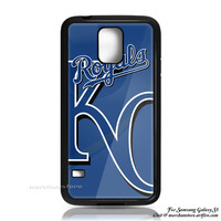 Kansas City Royals MLB Logo Samsung Galaxy S5 Case