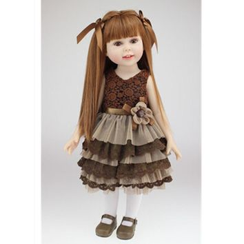 Right Away Fashionable American Doll