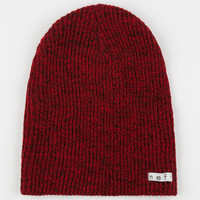 Neff Daily Heather Beanie Red/Black One Size For Men 24589732901