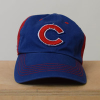 Chicago Cubs Color Block Hat