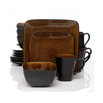 Atlas 16 Piece Dinnerware Set
