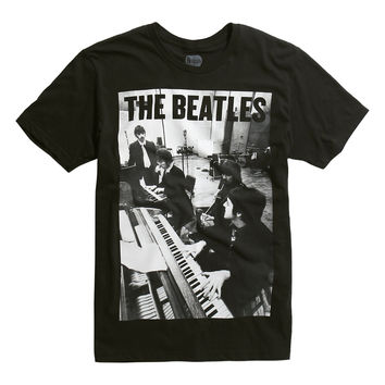 The Beatles Piano Photo T-Shirt