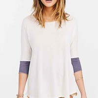 Project Social T Sienna Tee - White