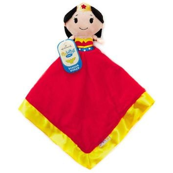 Hallmark Itty Bittys Baby Lovey Wonder Woman Plush New with Tags