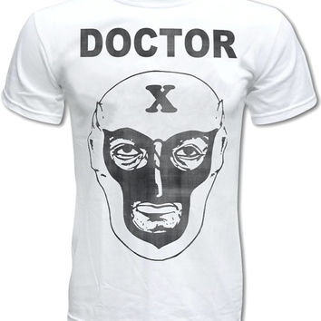 Doctor X T Shirt (Worn By Debbie Hary) Punk Rock Retro Tee - Graphic Tees For Men, Women & Children