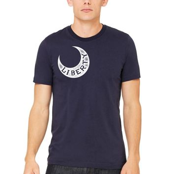 Moultrie Liberty Flag Tee Shirt