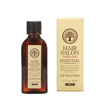 Hair Care Moroccan Pure Argan Essential Oils