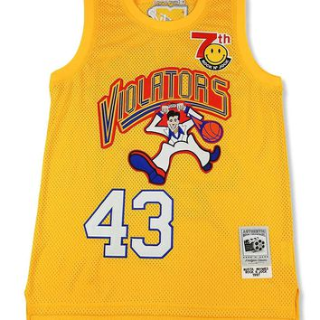 Rock N Jock Busta Rhymes Basketball Jersey