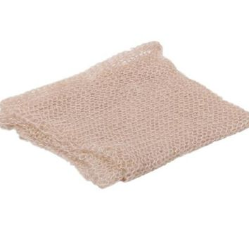 [15949] Neonatal Photography Props Mohair Blanket