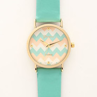 Zig Zag Watch - LoveCulture