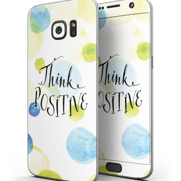 Think Positive - Full Body Skin-Kit for the Samsung Galaxy S7 or S7 Edge