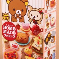 Rilakkuma Homemade cooking Re-Ment miniature blind box - Re-Ment Miniature