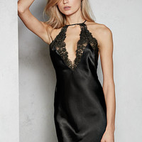 Eyelash Lace & Satin Slip - Very Sexy - Victoria's Secret